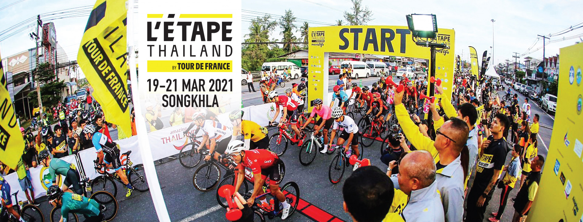 L'Etape Thailand by Tour De France