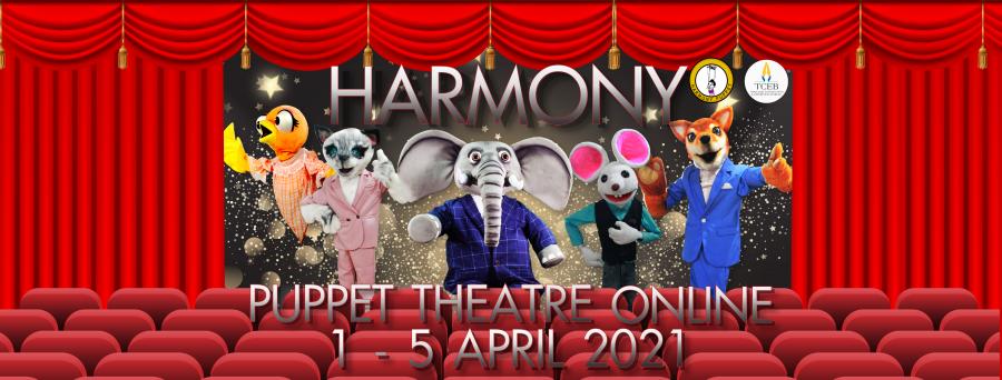 Harmony Puppet Theatre Festival Online 2021