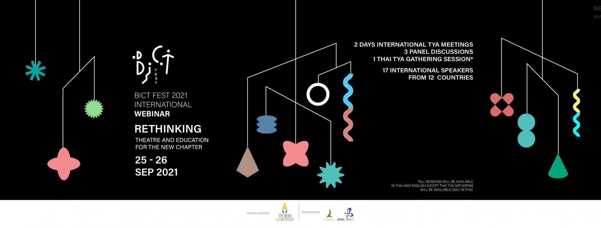 BICT Fest 2021 International Webinar